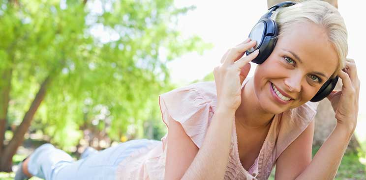 Using Headphones Safely to Prevent Hearing Loss