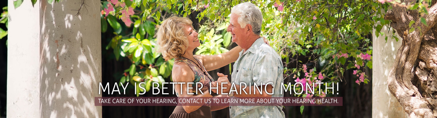 Better Hearing Month Banner - Centerville Hearing Center